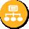 Ícone: Estrutura Organizacional
